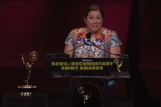 Honorary Chair Abby Disney wins News and Documentary Emmy for Armor of Light