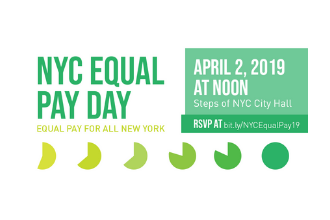 PowHer New York's Equal Pay Day 2019