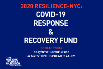 2020 Resilience NYC: COVID-19 Response & Recovery Fund